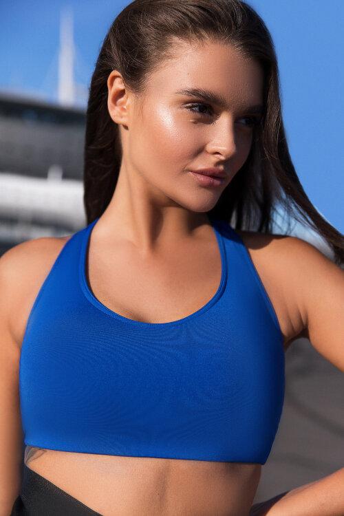 "Топ Bona Fide: MuscleTop MRL ""Princess Blue"""